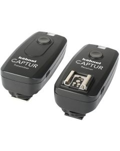 Hahnel Captur Transmitter Receiver Set Fuji