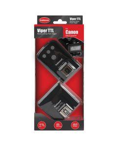 Hahnel Viper TTL SET Nikon (receiver +transm.)