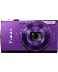 Canon IXUS 285 ESSENTIALS KIT Purple