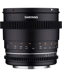 Samyang 85mm T1.5 MK2 Nikon