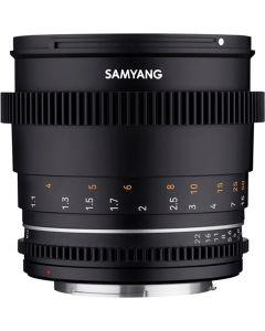 Samyang 85mm T1.5 MK2 Sony E