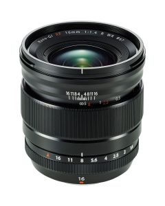 Fujifilm XF16mm F1.4 R Wr Black