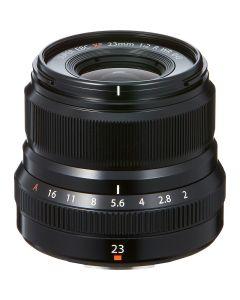 Fujifilm XF23mm F2.0 WR Black