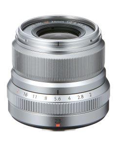 Fujifilm XF23mm F2.0 WR Silver