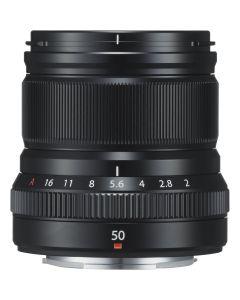 Fujifilm XF50mm F2.0 WR Black