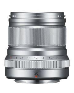 Fujifilm XF50mm F2.0 WR Silver