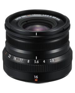 Fujifilm XF16mm F2.8 R WR Black