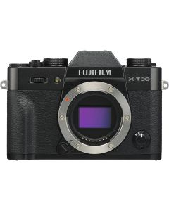 Fujifilm X-T30 Body Black EE