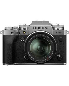 Fujifilm X-T4  Silver + XF18-55mm F2.8-4.0 R LM OIS Kit