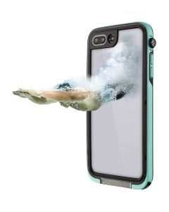 Hama Cover Aqua iPhone 7/8 Plus turquoise