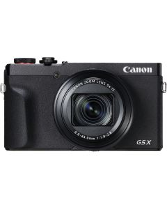 Canon PowerShot G5X Mark II Black Battery kit