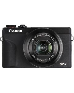 Canon PowerShot G7X Mark III Black Battery kit