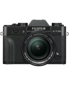 Fujifilm X-T30 Black + XF18-55mm + XF55-200mm EE