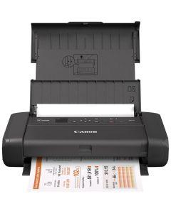 Canon Pixma TR150 w/ Battery (LK-72 EUR) Black