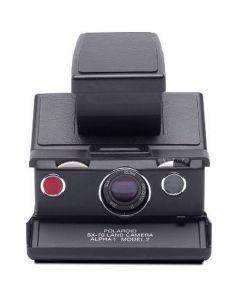 Polaroid Originals Refurbished SX70 camera - black