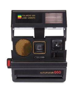 Polaroid Originals Refurbished 600 camera 660 autofocus