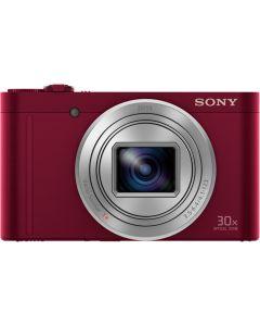 Sony DSC-WX500R Rood