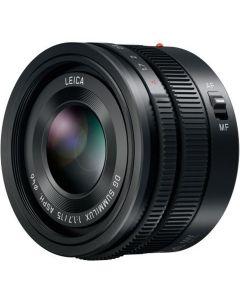 Panasonic H-X015E-K Leica 15mm/f1.7 Black