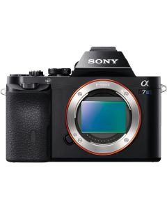 Sony A7s body 4K camera
