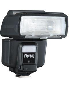 Nissin i60A flitser Micro four thirds