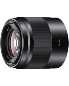 Sony SEL 50mm/F1.8 Black