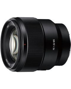 Sony SEL 85mm/F1.8 Full Frame Mid-telephoto prime lens