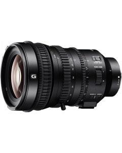 Sony SEL 18-110mm PZ FE G OSS