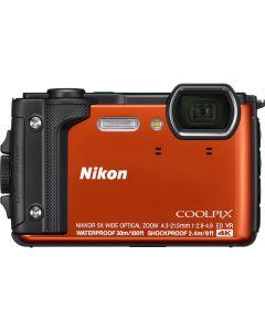 Nikon Coolpix W300 oranje + WP Bag