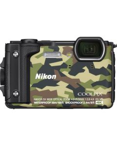 Nikon Coolpix W300 camouflage + WP Bag
