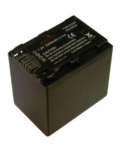 Jupio NP-FH100 (met chip)